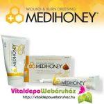 MEDIHONEY, a természetes sebgyógyító!