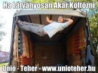 Költöztetés – Bútorszállítás – Bútorszerelés – Teljes Körű Szolgáltatás :-)